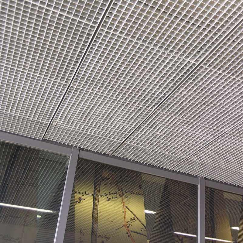 Egg Crate Ceiling Tile Rebellions