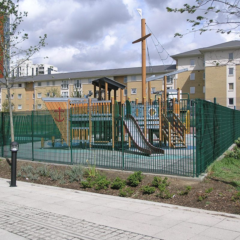 Playground Fencing Lang Fulton Formerly Orsogril Uk