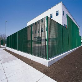 Playground & MUGA Fences