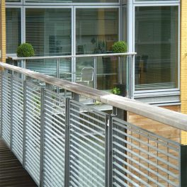 Balcony/Balustrade/Stairs