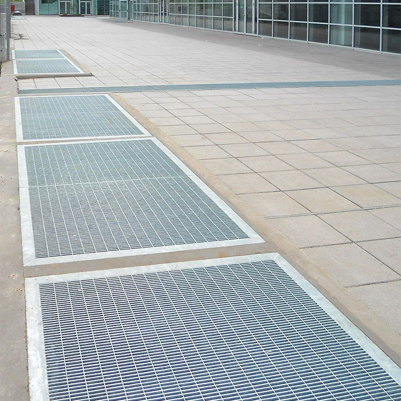 Floor Grating Heel Proof Flooring Grating Panels