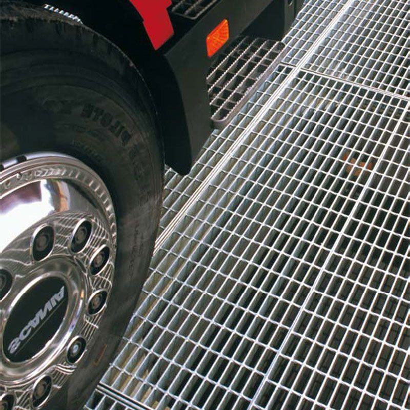 Floor Grating Heavy Duty Flooring LangFulton - Rubber grate flooring