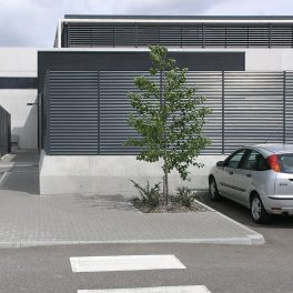Plant Housing & Compounds