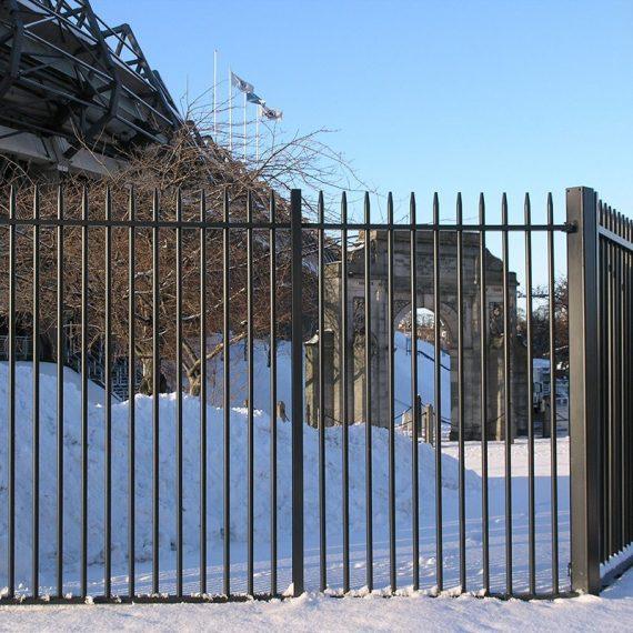 Siena-Sport-crowd-control-railing-fence-Murrayfied-7