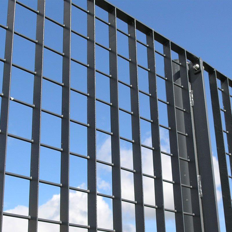 Grating Fence Square Mesh Palermo Lang Fulton
