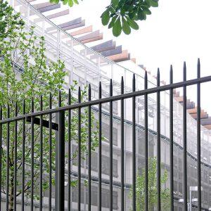 Railing Fence Fencing Systems Rimini Lang Fulton