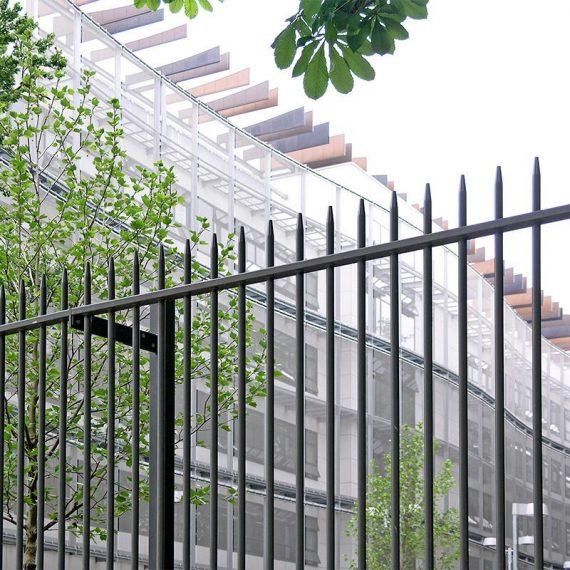 Siena-railings-traditional-steel-fence-Holland-Park-School11