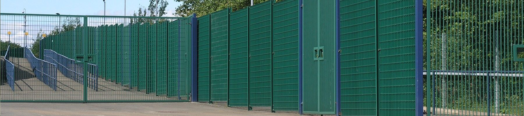 banner-HS-security-fencing-Hampden-Park-Stadium