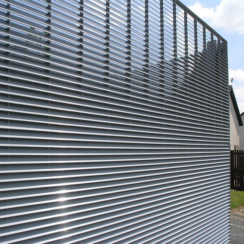 Bin Store Pressure Locked Louvres Delta Lang Fulton