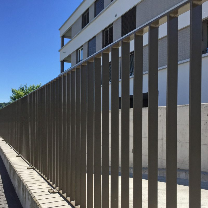 Railing Fence Fencing Systems Rimini Lang Fulton