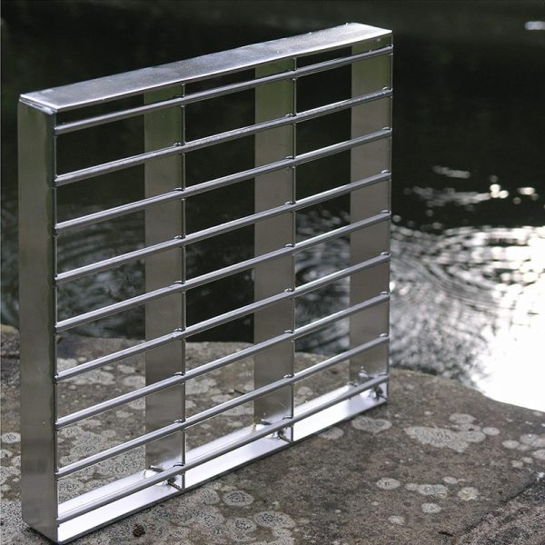 Brillante-x2-stainless-steel-grating