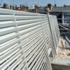 Italia-100i-roof-top-screening-louvred-panels-Great-Portland-Street-London-3