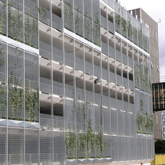 Stero-3-grating-car-park-cladding-green-wall-new-covent-garden-1