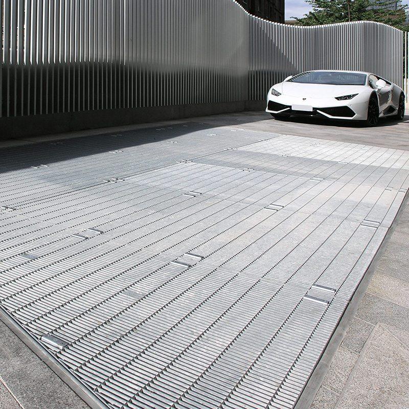 Floor Grating - Heavy Duty Flooring | Lang+Fulton