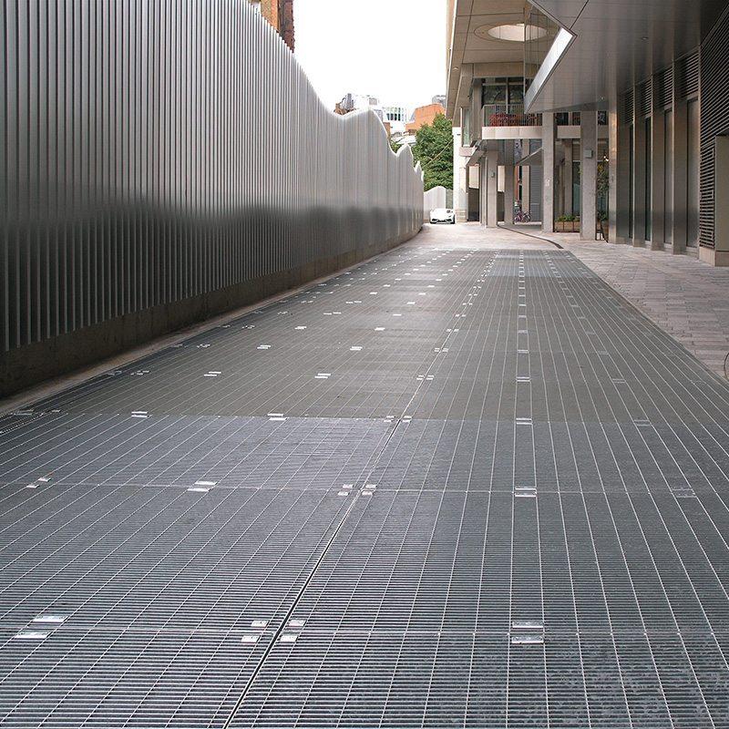 Floor Grating Heavy Duty Flooring Lang Fulton