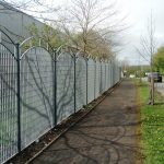 bow-top fencing